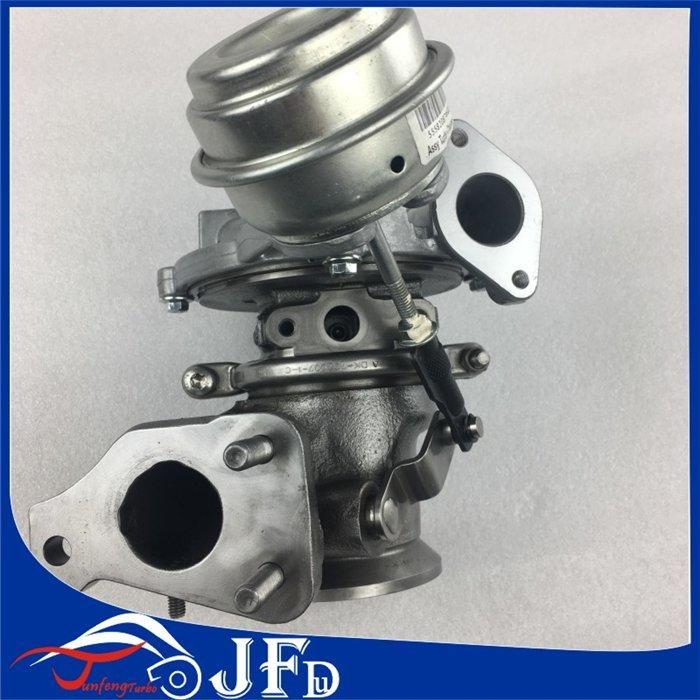 GT1238SZ Turbo 809977-5001S 809977-0001  turbocharger 55582087