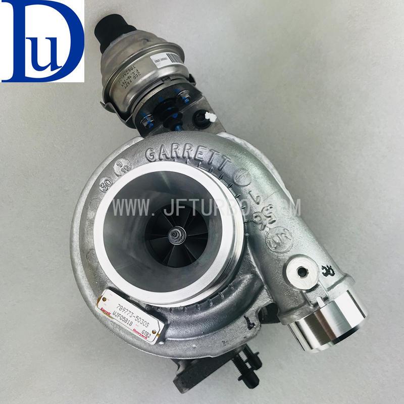 Mitsubishi Fuso Canter Truck F1C 4P10 Engine  turbo GTB2056V 789773-0030 789773-0026
