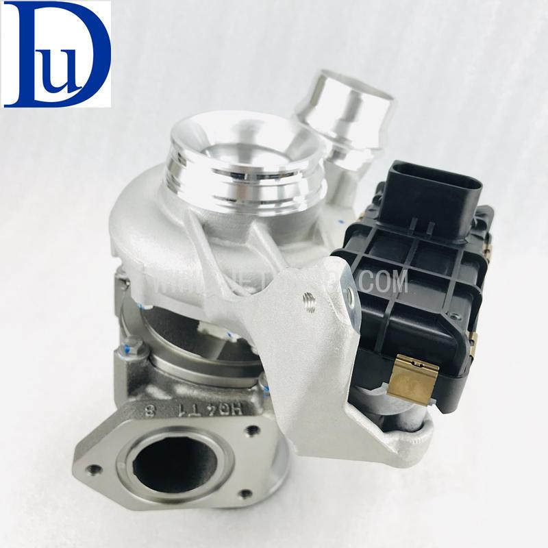 BMW 520d 2.0D N47D20C Engine TURBO TF035 49335-00520 49335-00580 49335-00610
