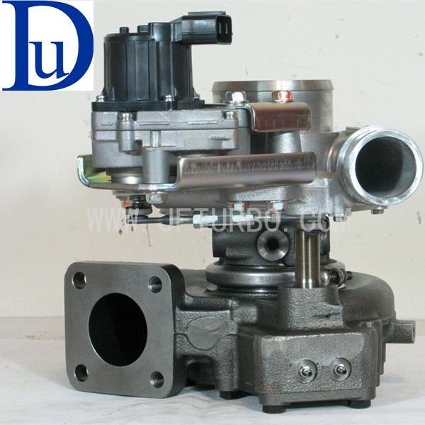 IHI Genuine turbocharger RHF55V 8981518592 8983250940 8981518591 for John Deere 245GLC,230GW 290GW engine