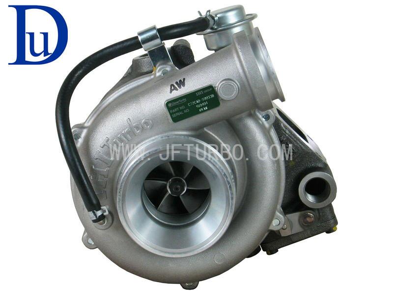MYAW RHC7W 11959518011 VC290033 119575-18010 IHI turbo for Yanmar Marine 6.0L 6LY2-STE Engine