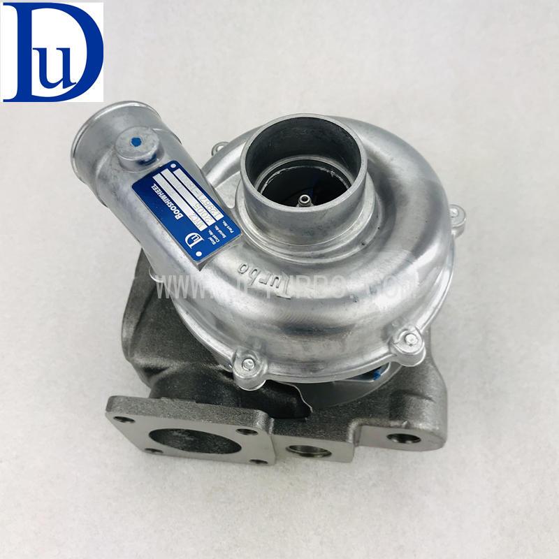 RHB52W MYAQ 129593-18000 VA180076 4JH2-DT turbo for Yanmar Marine 4JH2-DT(B)E Engine