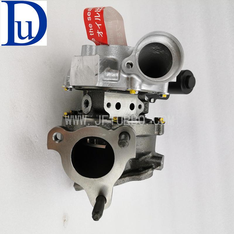 IHI Genuine VB22 VB36 RHV4 17201-51020 V8 1VD-FTV engine turbo for Toyota Land cruiser Wagon V8 Right Side Twin Turbo