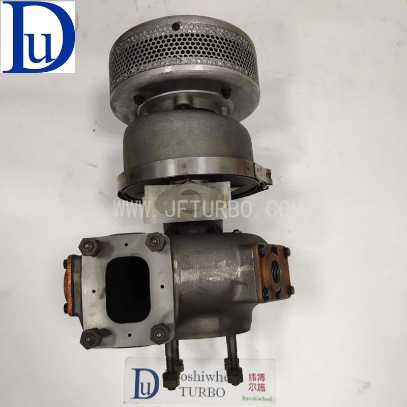 NISSAN MARINE RE10TA06 engine turbo IHI RH07AW UD 14201-97516 1420197516