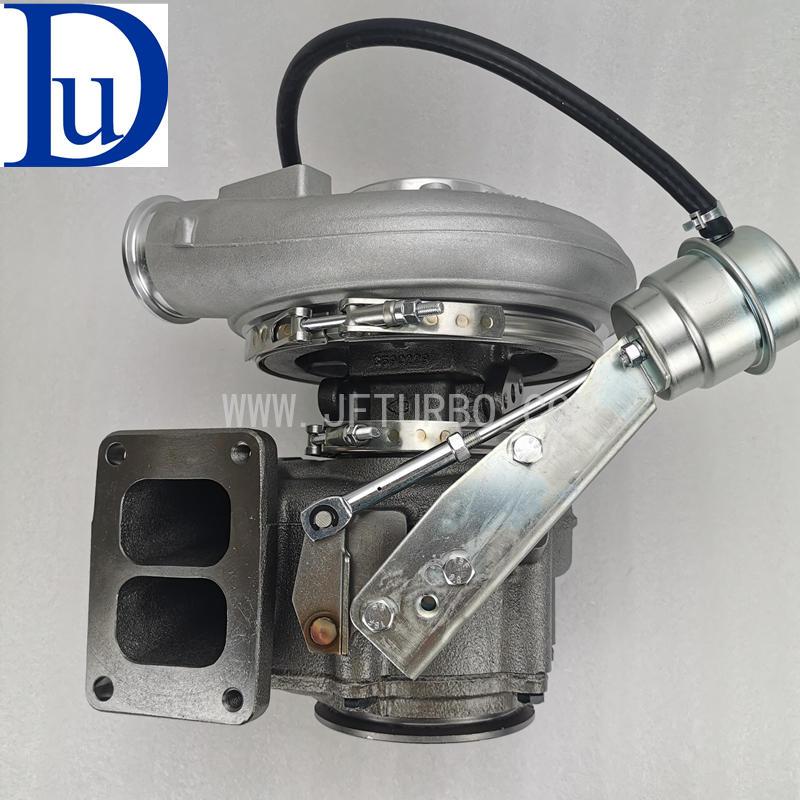 VOLVO TRUCK TRACTOR MD13 EURO 4 ENGINE turbo HE500WG 5322469 5460127 805314 20763166