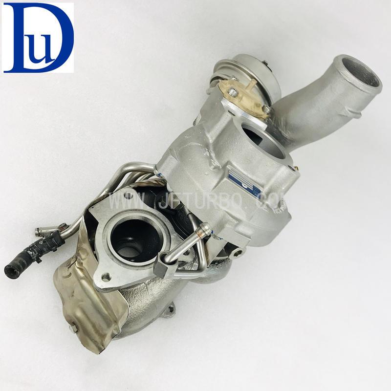 Bentley Continental GT Engine W12-Bi-turbo RIGHT K16 53169880019 53169700005 07C145061R