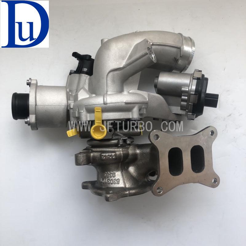 Audi Passenger car 2.0 TFSI Engine turbo borgwarner K03 06L145689C 06L145689D 53039880686 53039880765