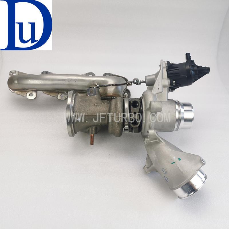 MERCEDES-BENZ 1.5T engine TURBO TD03L A2640904600 AL 0089 49131-06453