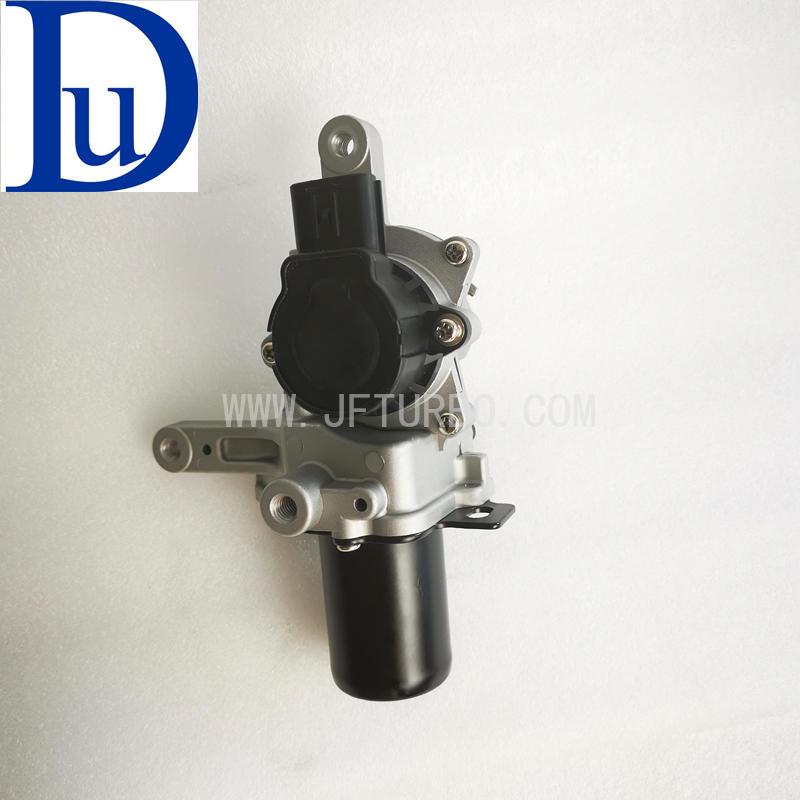 CT16V 17201-30160 Turbocharger Electronic Wastegate Actuator FOR Toyota Landcruiser D-4D 1KD ENGINE