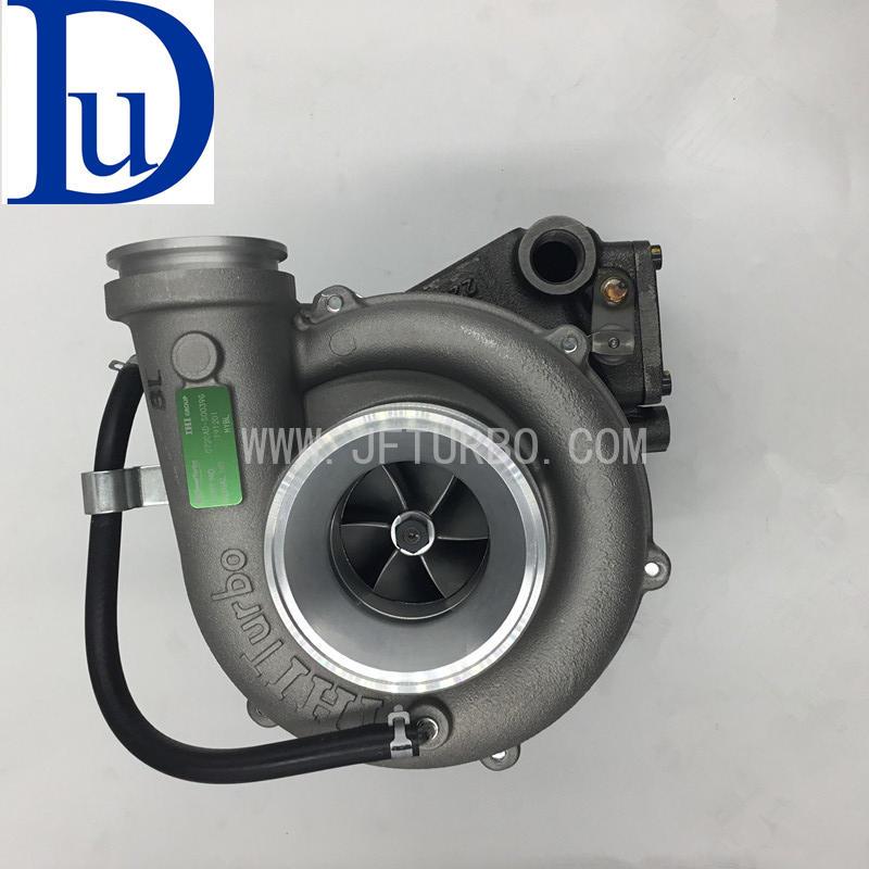 RHC7W MYBL 119595-18011 119595-18010 IHI TURBO FOR YANMAR ENGINE
