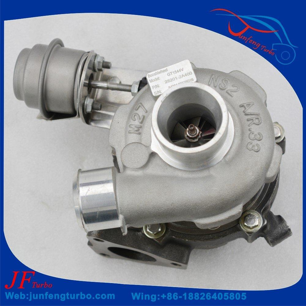 GT1544V turbo kit for hyundai accent 740611-0002,28201-2A400