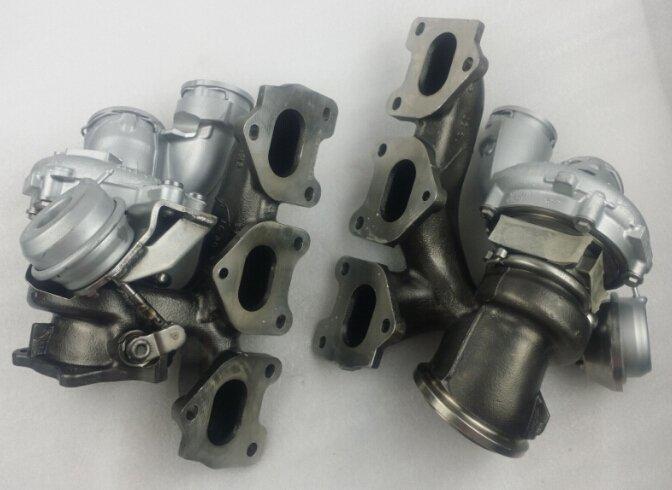 Porsche 3.6T twin turbo K03 53039880438 53039880439