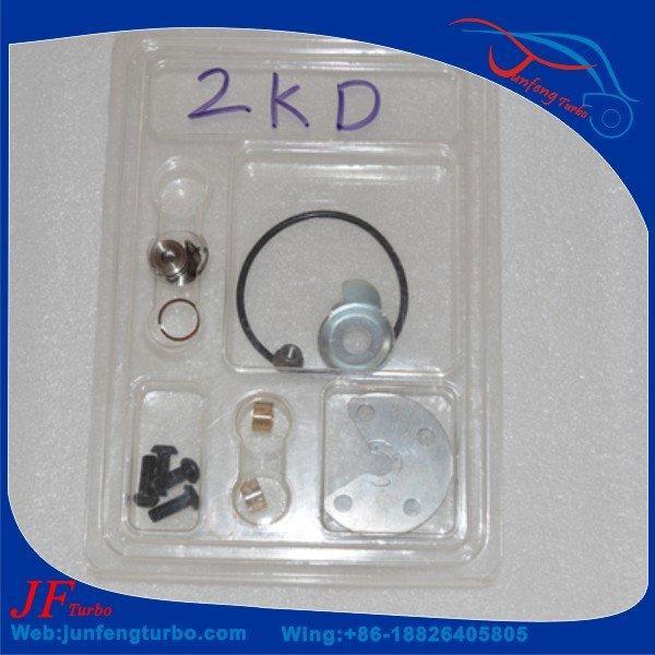 2KD 17201-0L030 repair kit for turbo 17201-30120,17201-30030