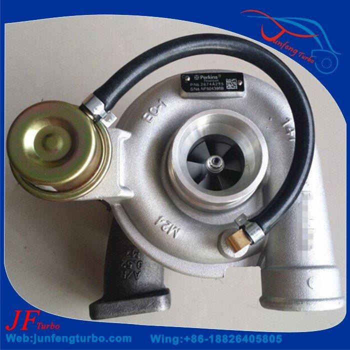 Perkins turbo engine sale 711736-0025,2674A225