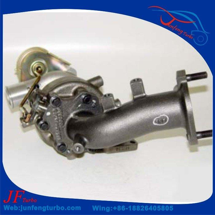 TF035 turbo 49135-02672 turbocharger MR597925