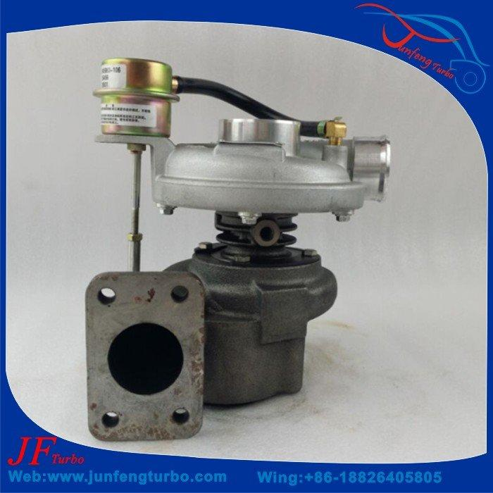 GT2556S turbo charger 711736-5026S,2674A226