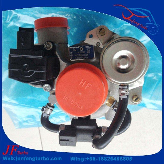 KP39 car kits turbocharger 54399700118