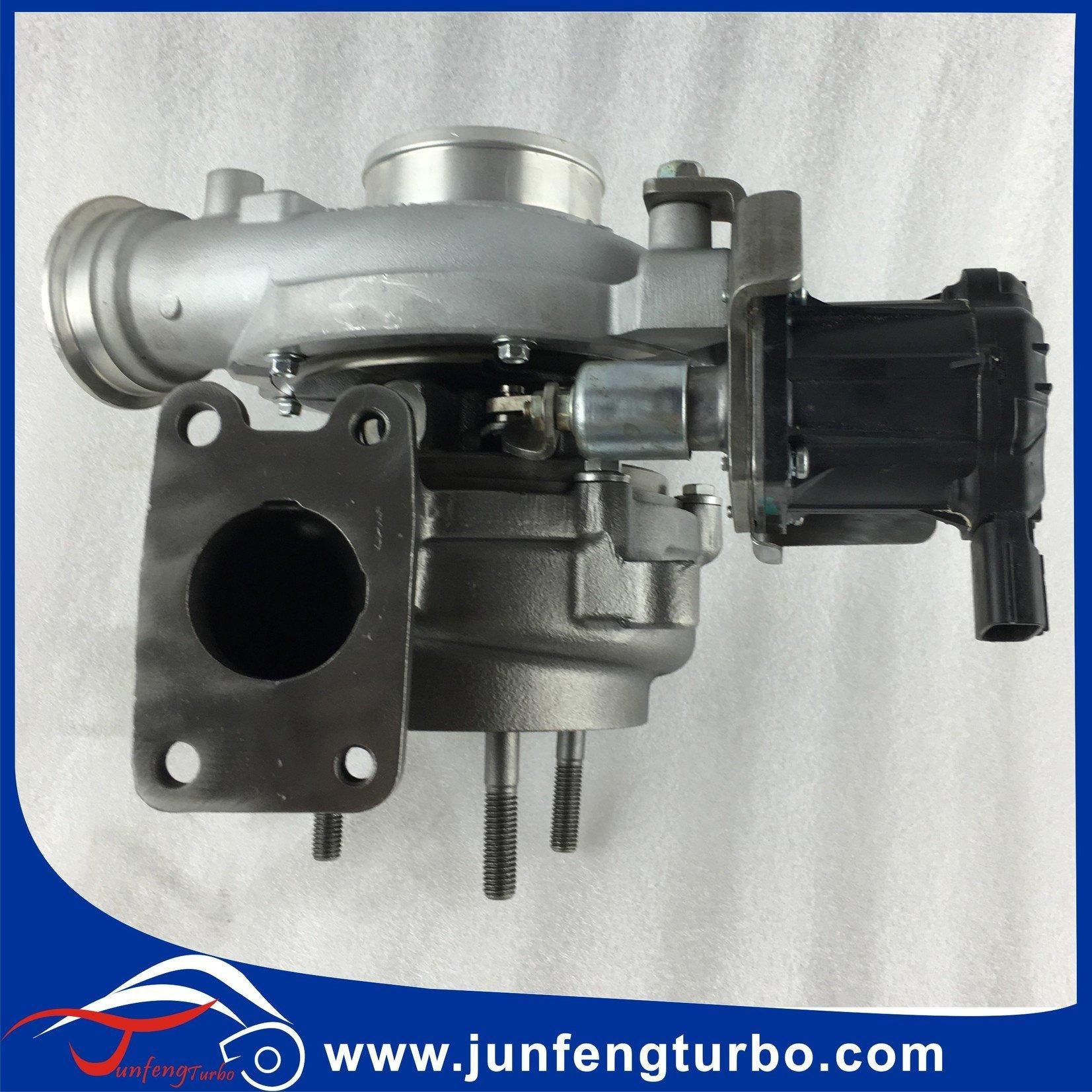 GT20V Isuzu turbo 821142-0001 electric turbocharger 7004300X2