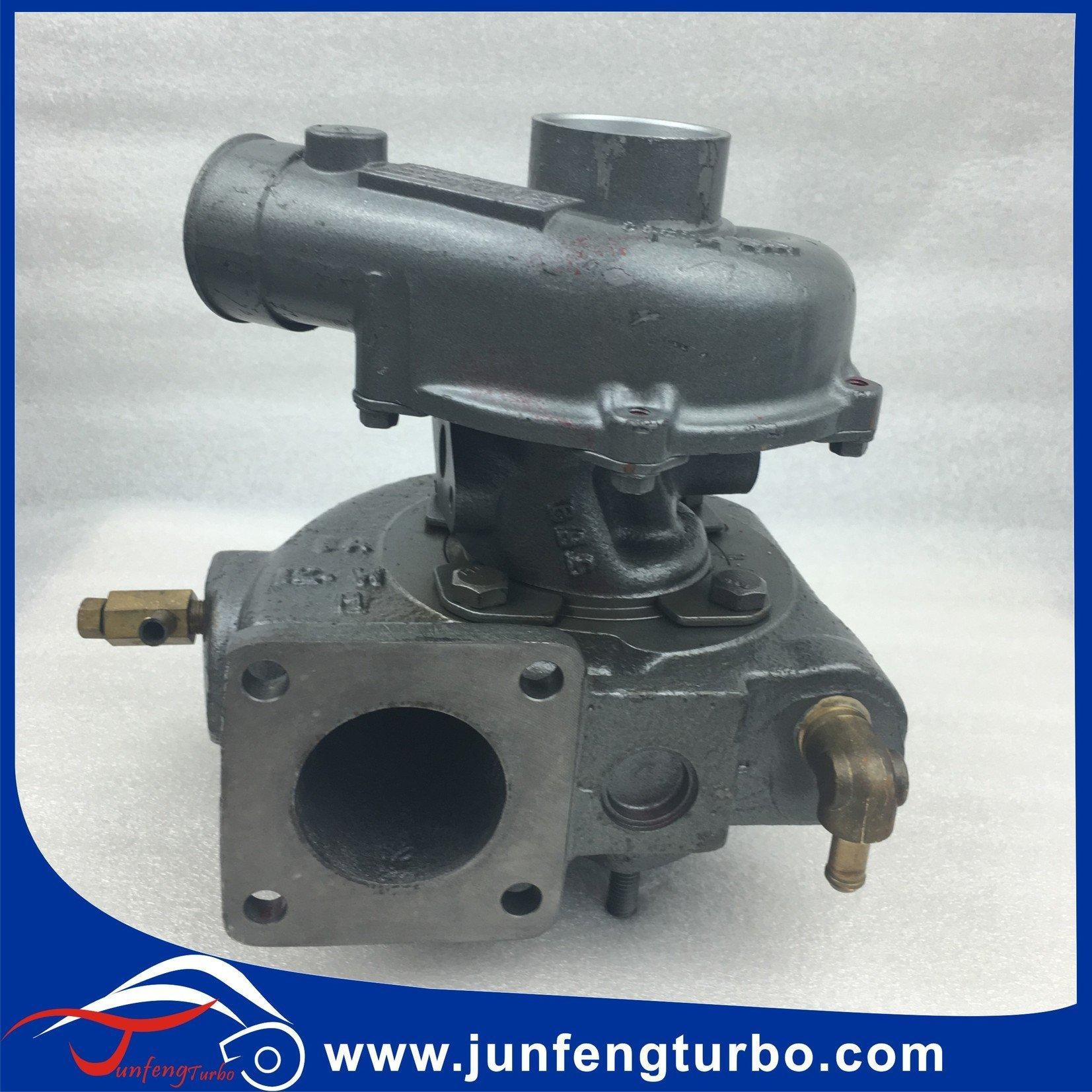 YANMAR RHB5 Turbo VA190052 129671-18010 turbocharger 4JH4-TE engine