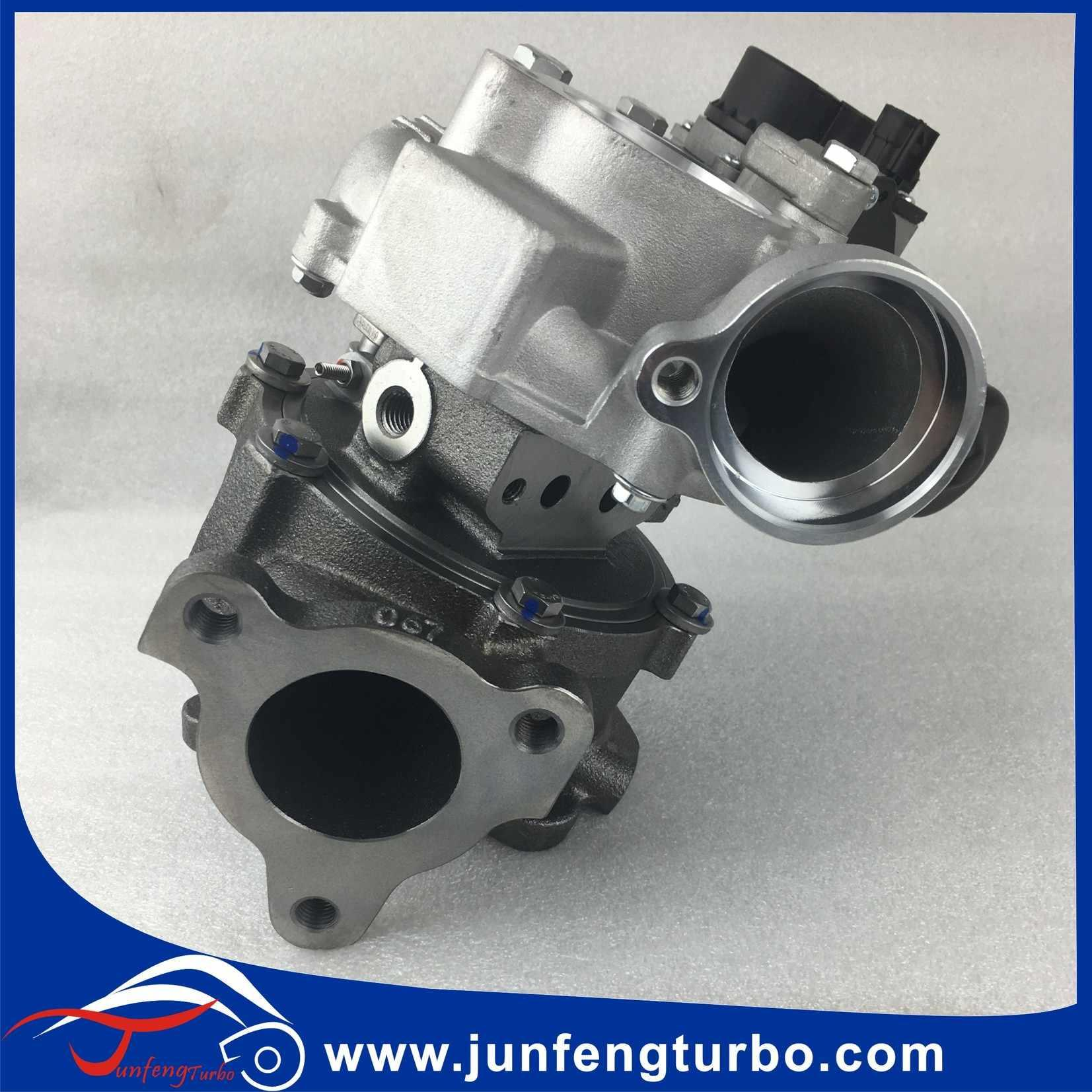 RHV4 1VD-FTV Turbo 17201-51021 17208-51010 VB36 17201-78032 Left Side