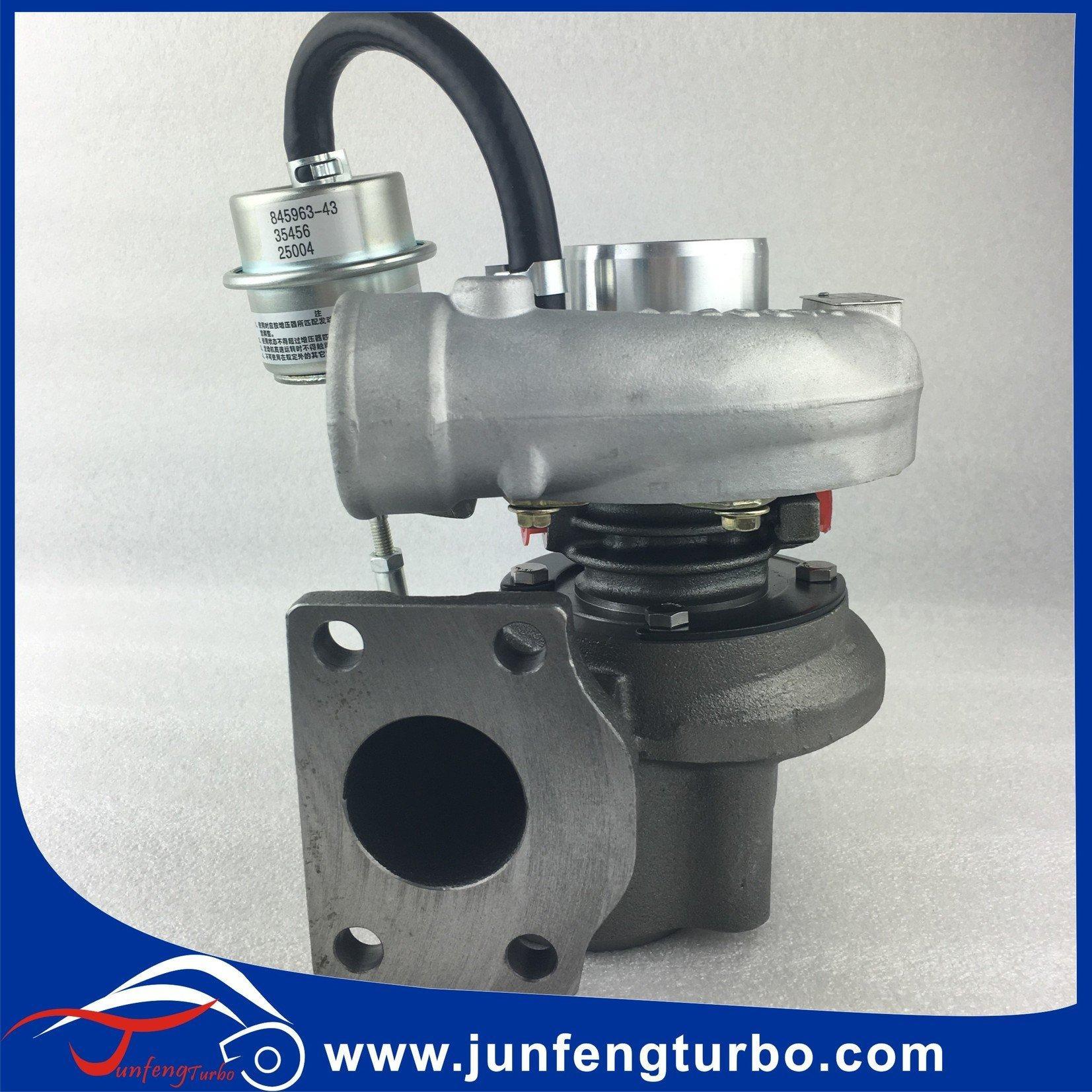 GT2052S turbo 2674A391 2674A326 JCB 1004-40T turbo 727266-0001