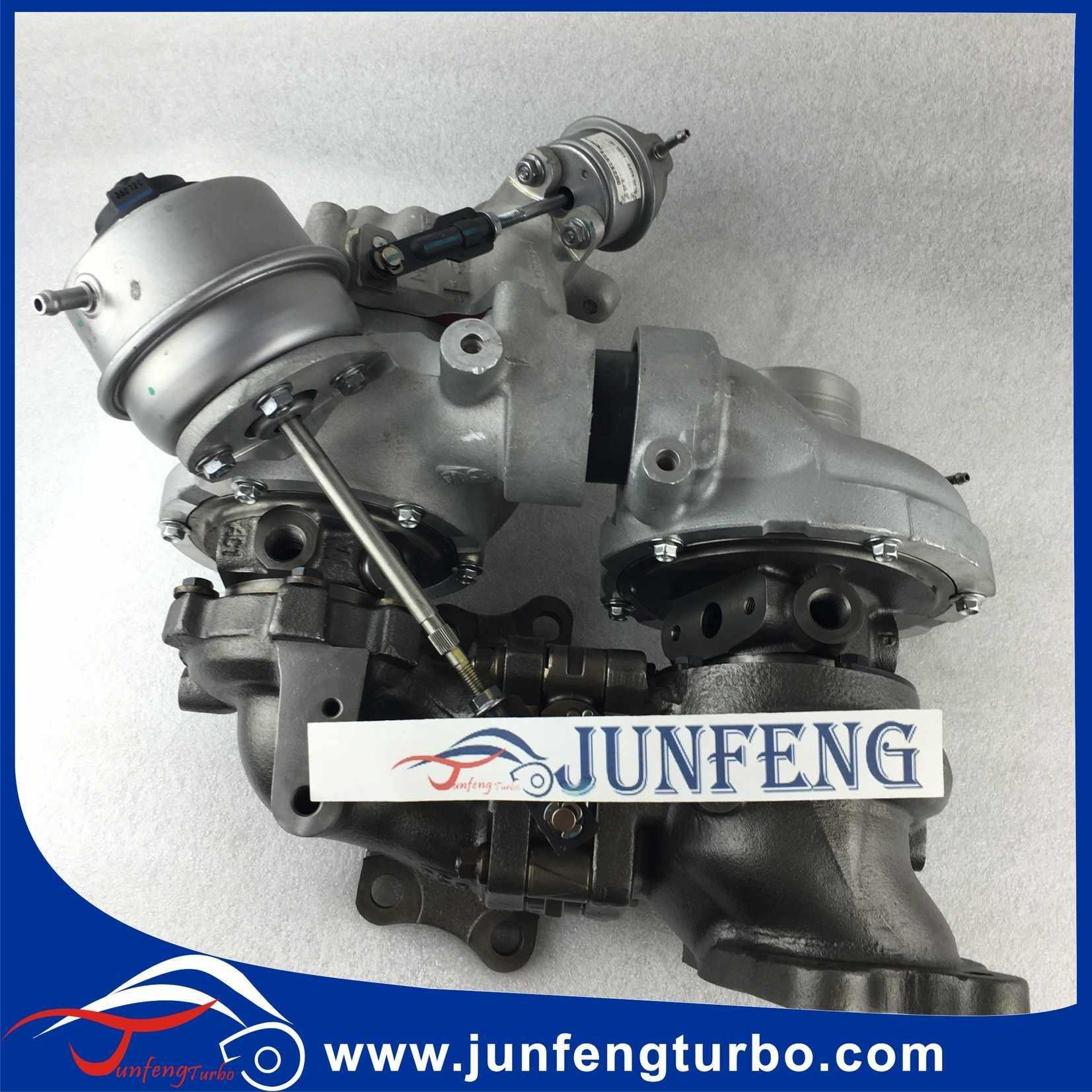 SH01-13700 Mazda turbo 810356-0001 810357-0002 turbocharger 810358 CX5 4WD