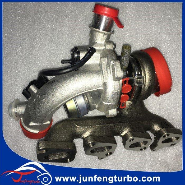781504-5004S turbo 781504-0007 E-55565333 Chevrolet A14NET