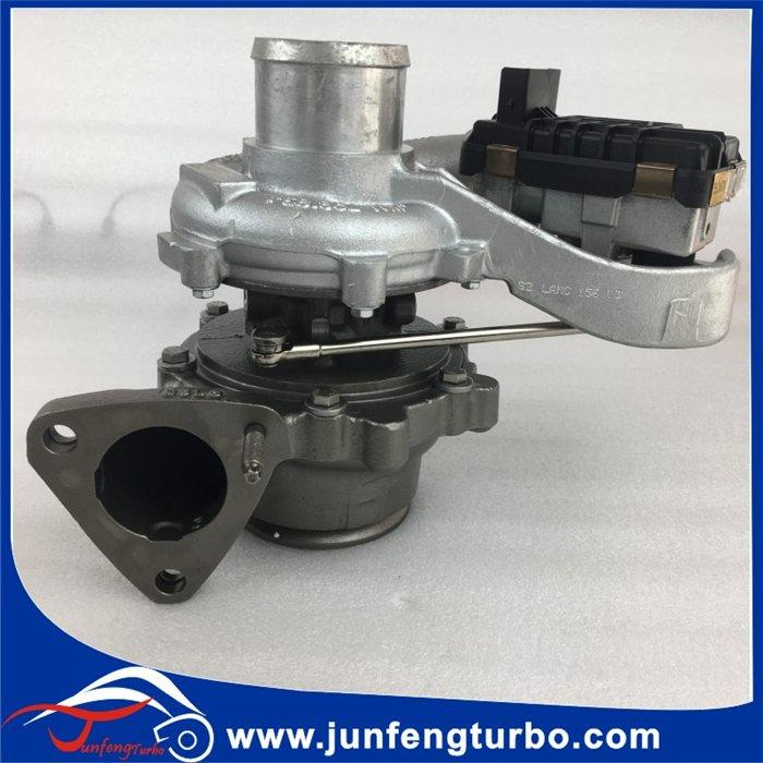 GT1749V 798128-0006 turbocharger CU3Q-6K682-BB 9802446680