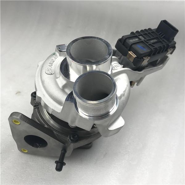 Land Rover 4.4 TDV8 engine GT1756V turbo 802733-0004 CK5Q-6K682-AB