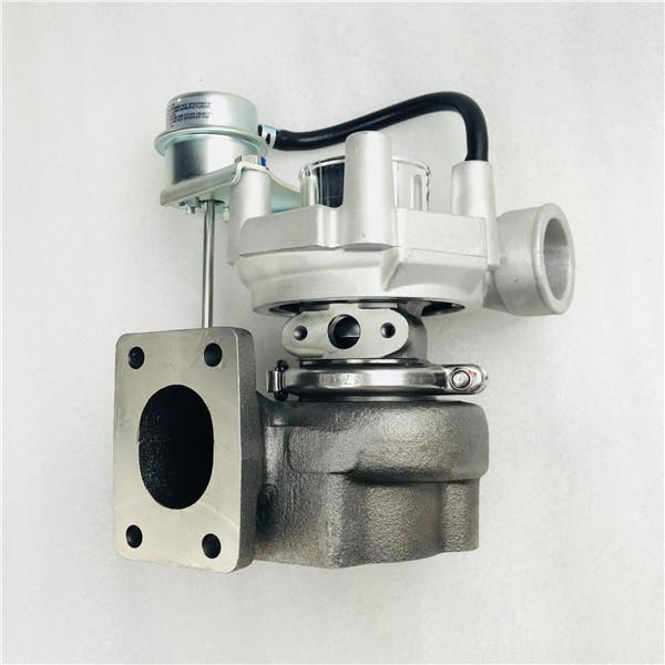 Komatsu TD04 TURBO 49377-01504 49377-01601 6205-81-8214 4BT3.3 ENGINE