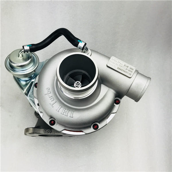 RHF55 8982593710  IHI turbo for ISUZU  4HK1  engine