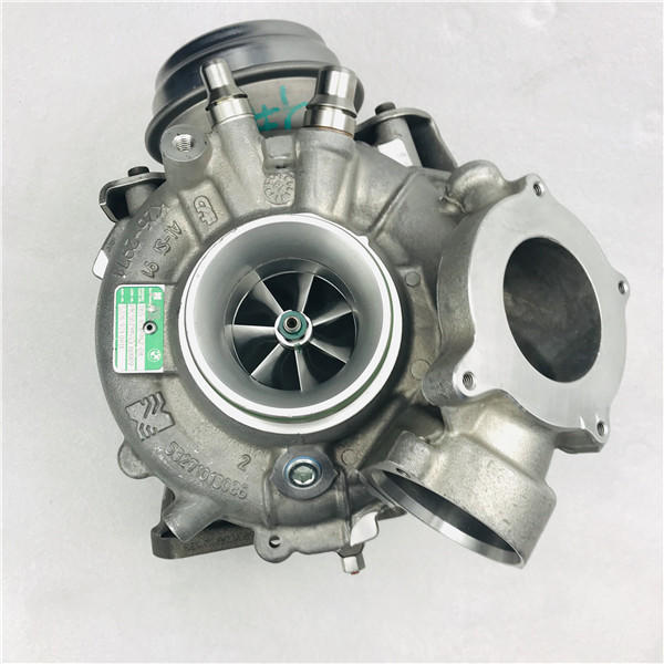 K26 53269700011  53269880015 Turbo for BMW 3.0T   X6 X5 X4 X3 740d 640d