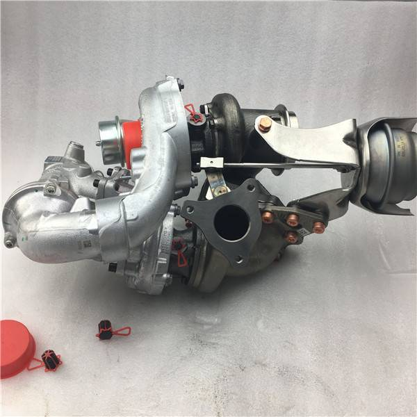 Benz 2.2L K04  turbo 10009880076 borgwarner R2S KP39