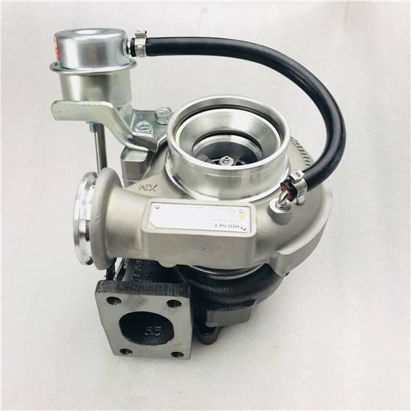 Cummins   ISDE4 engine HE221W  TURBO 3782370 3782374