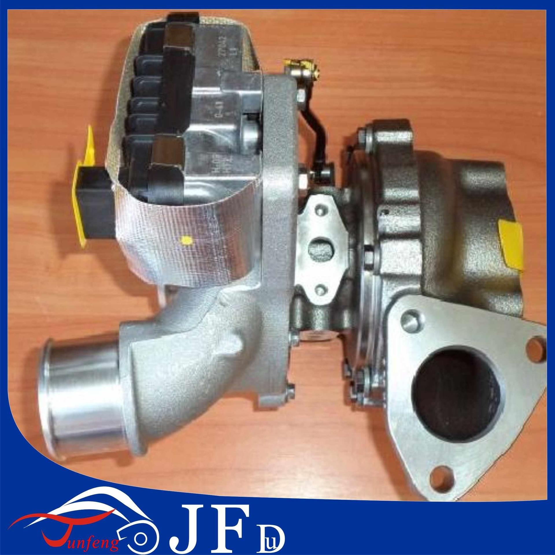 Hyundai Santa Fe 2.2 CRDi turbo 780502-0001 28231-2F100