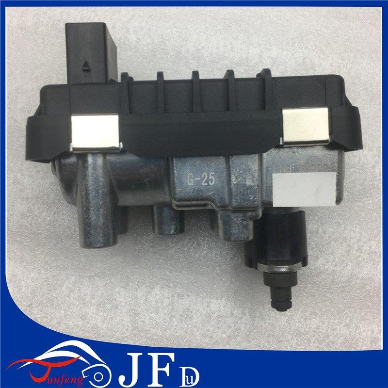 G25 G-25 electric actuator 6NW009550 767649