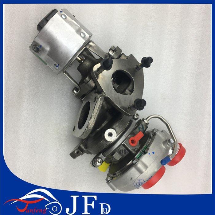 Land Rover 3.0 GT1241Z turbo 824756-0003 FPLA6K682CC
