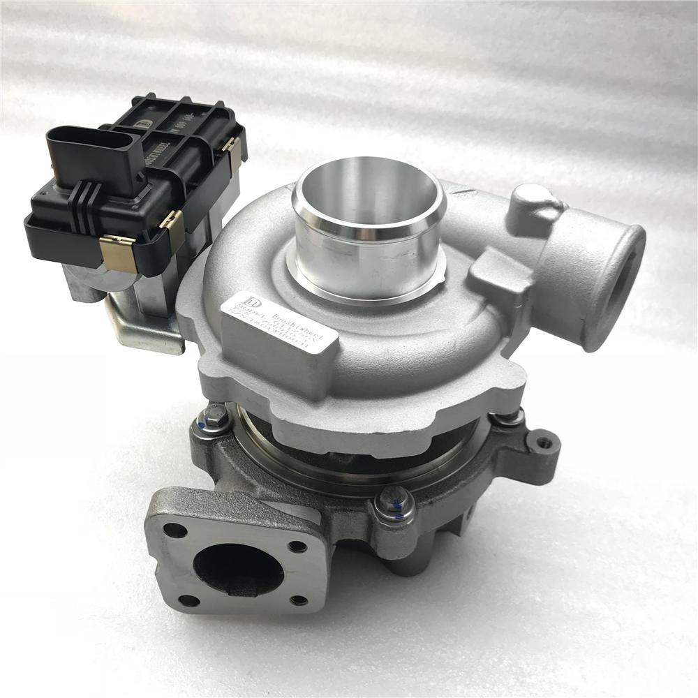 GT1756VK Industrial Truck  turbo 771953-0001 35242121G