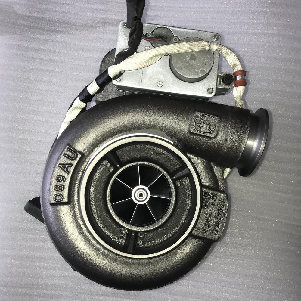 John Deere Turbo RE535845 177473 S430V-087PM5-10551ANAUM