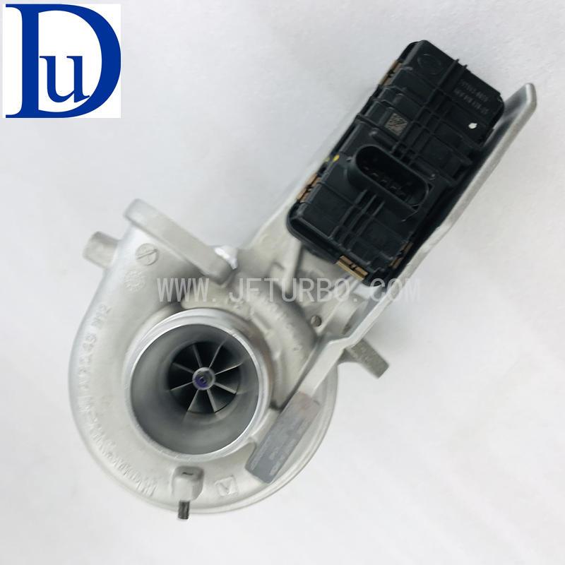 Jeep multijet II 2.0T engine TURBO 857039-5001S 857039-0001 55274549