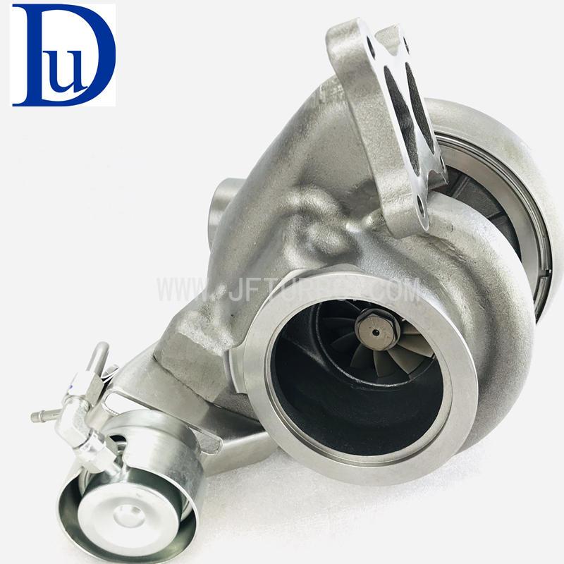 Caterpillar C15 ACERT Engine turbo GTA4294BS 741154-0002 10R1887 10R2407 251-4820 251-4819