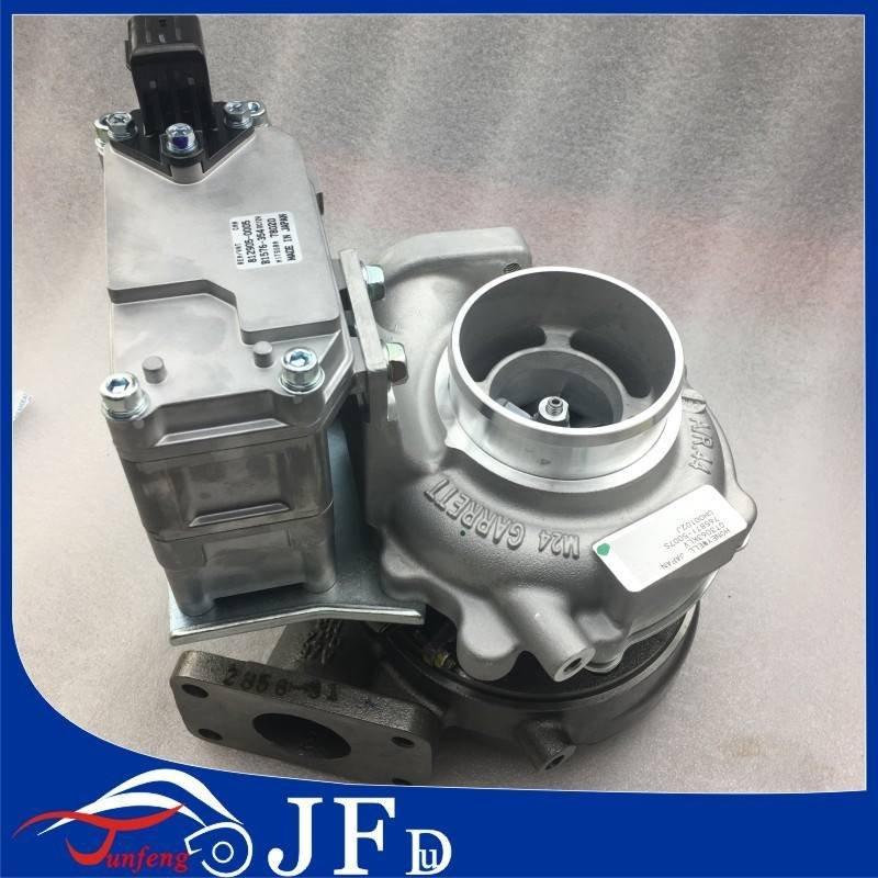 GT3063KLV Hino Dutro N04C Turbo 765871-0007 7201-E0034