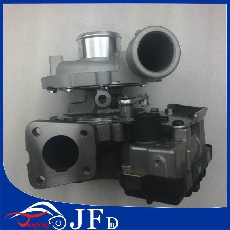 JEEP GTB1756VK Turbocharger 763148-0002 35242127F 68033479AB