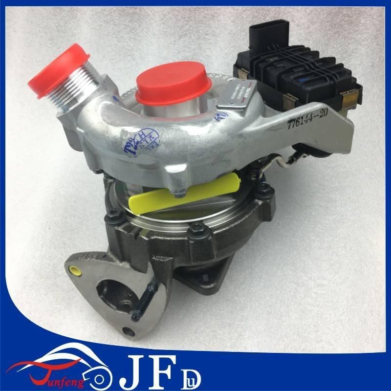 Jaguar GTD1752VK turbo 832861-0001 HK83-6K682-AA