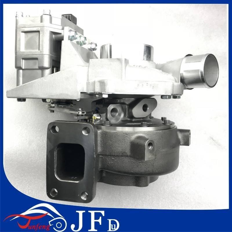 GT3576KLV Turbo 770862-0007 17201-E0344A Hino J07E-TG