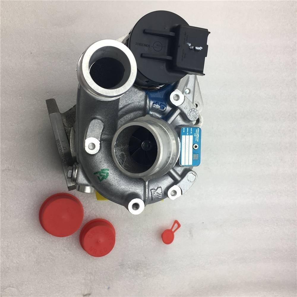BV39 turbo Ford 368DT 54399880113 6H4Q-6K682-EE
