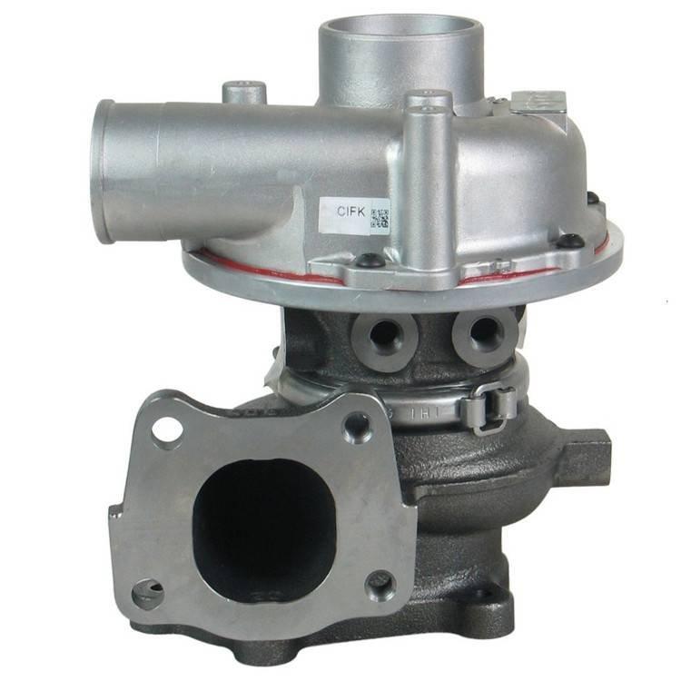 ISUZU Industrial Fan Motor RHF55 TURBO 8980397860 VA440052 ZX270-3